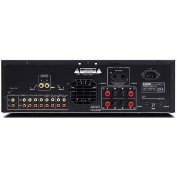 TEAC A-R650 MK2 B  Amplificador Srereo 90W, Negro, AR650