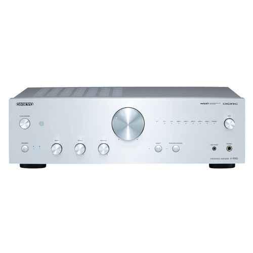 ONKYO A-9050 S Amplificador Estereo 2 x 75 W, Silver