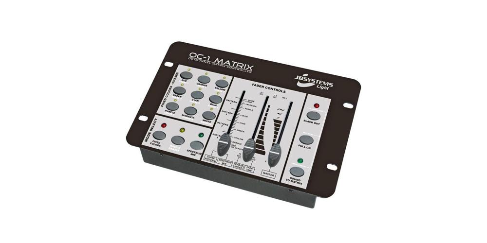 JBSYSTEMS OC-1 Controlador Matriz Para Octo Panel