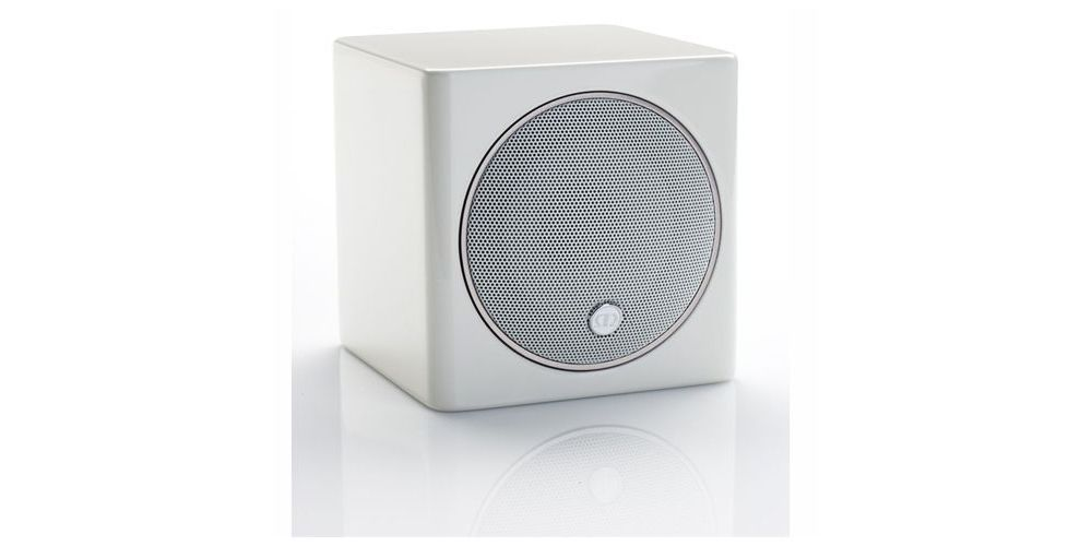 radius 45 white monitoraudio