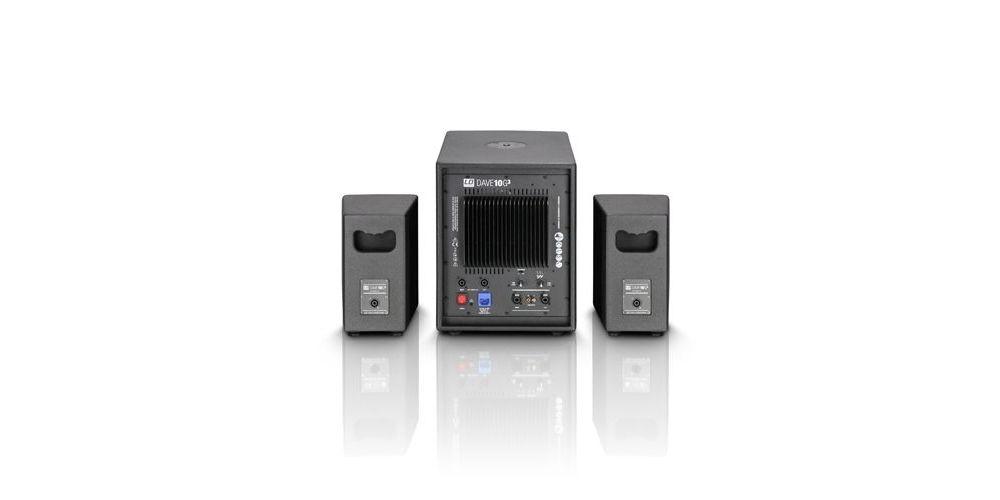 LD SYSTEMS DAVE 10G3 Sistema PA 10