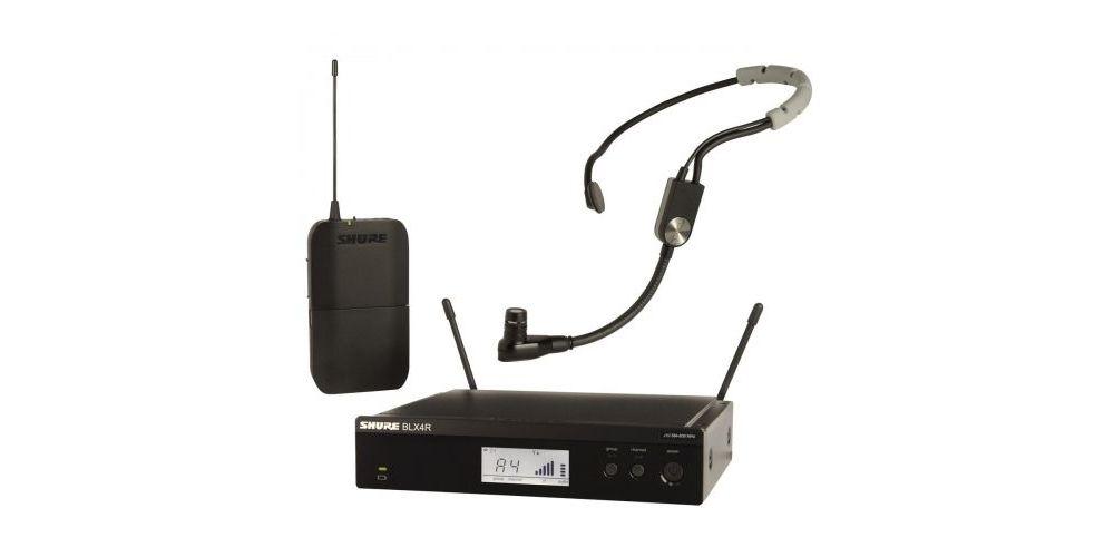 blx14r sm35 shure microfono inalambrico