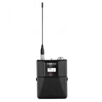 SHURE QLXD1 H51 Trasmisor de petaca con conector TQG