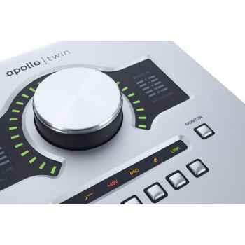 universal audio apollo twin solo detalle