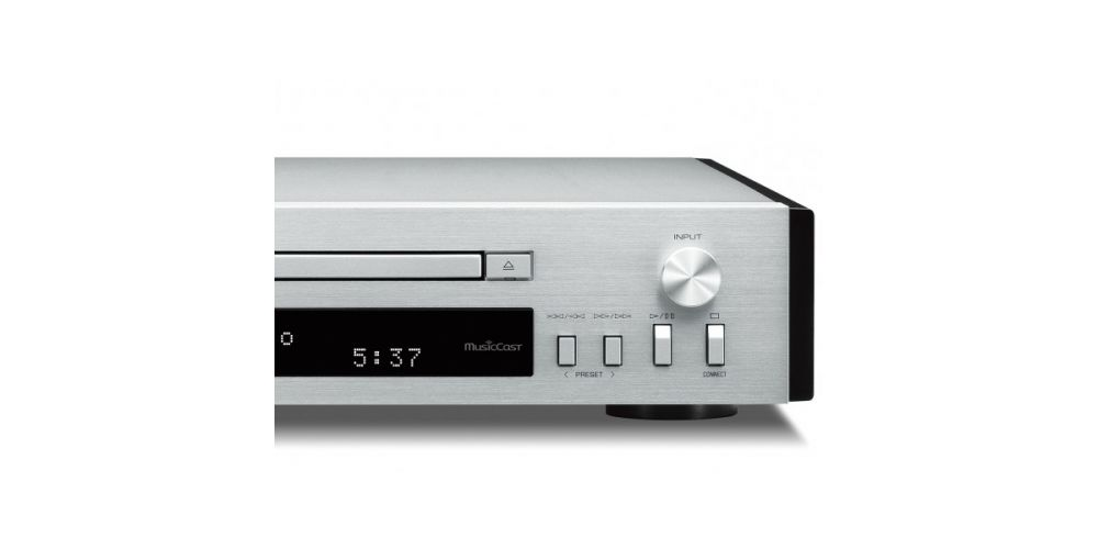 yamaha cdnt670 cd reproductor compact disc unidad red