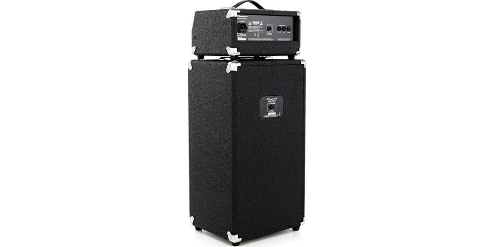 ampeg micro cl stack back