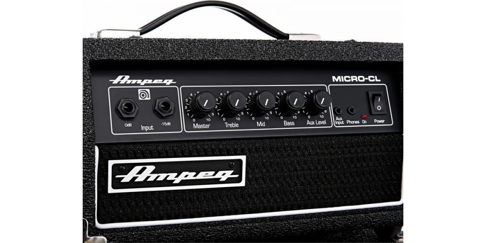 ampeg micro cl stack head