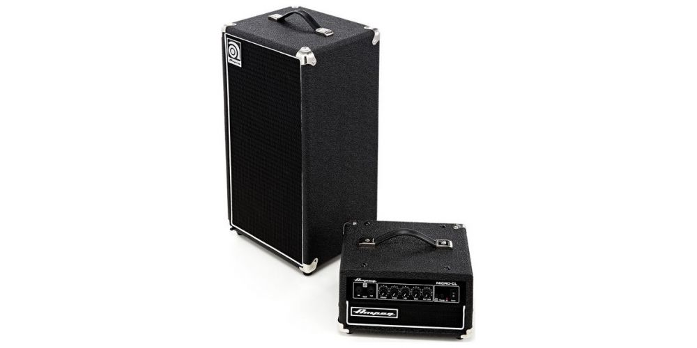 ampeg micro cl stack set