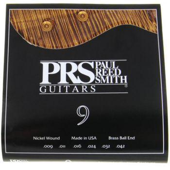 Prs Juego Cuerdas Guitarra Eléctrica 009-042 ACC-3103