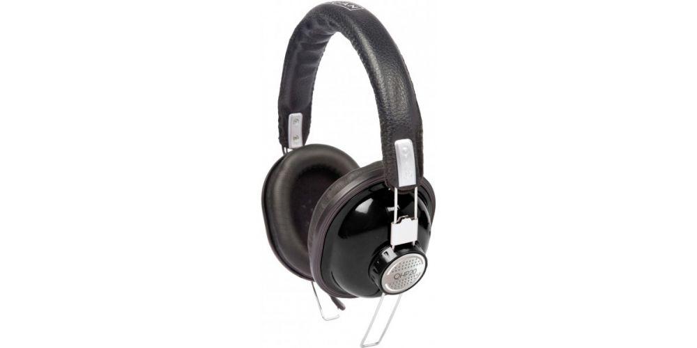 oqan audio auricular qhp20 bk rtrof neg