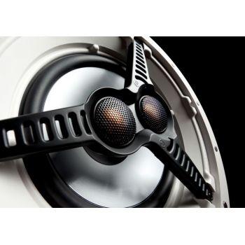 MONITOR AUDIO CT180 T2 Altavoz de Empotrar 120 W y 8 Pulgadas, UND