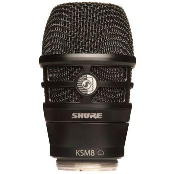 SHURE RPW174 Capsula inalambrica KSM8 Color negro