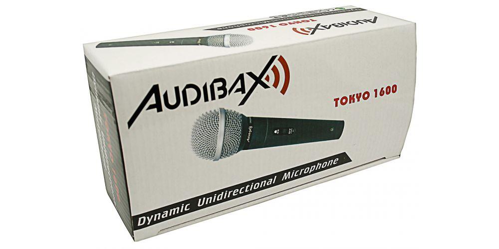 Audibax Tokyo Caja