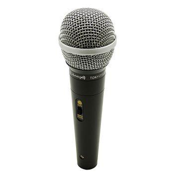 Audibax Tokyo 1600 Microfono de mano Cardioide cuerpo metalico