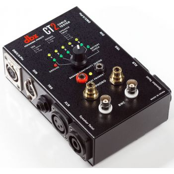 DBX CT2 Comprobador de cables