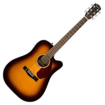 Fender CD-140SCE Sunburst + Estuche Rígido