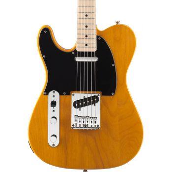 Fender Squier Affinity Telecaster MN Butterscotch Blonde LH. Guitarra para Zurdos