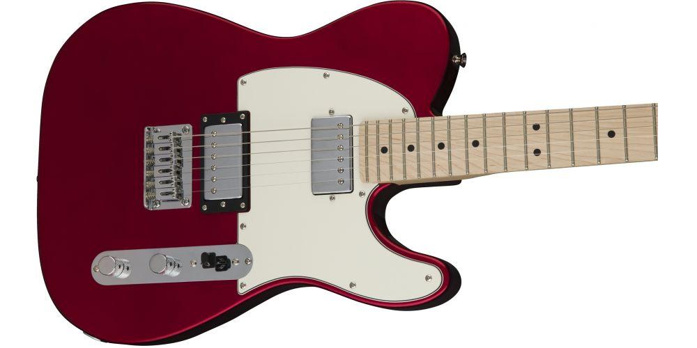 Fender SQ contemporary Tele HH DMR