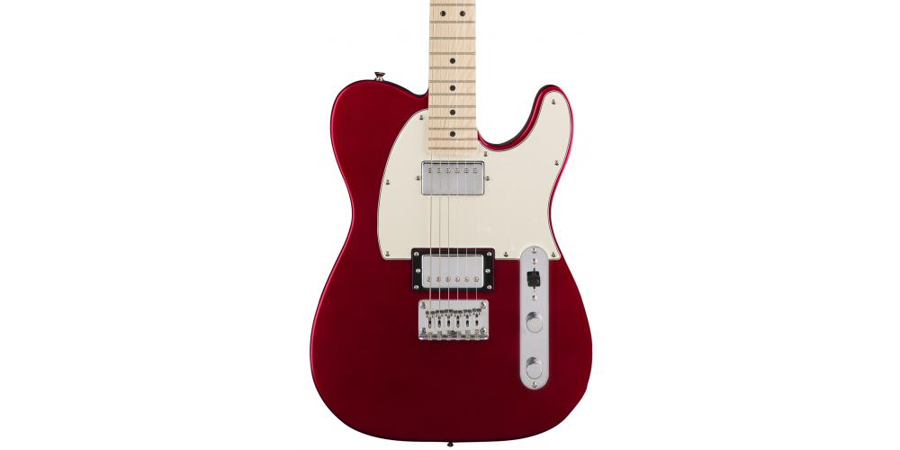 Fender Squier Contemporary Telecaster HH Dark Metallic Red