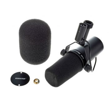 SHURE SM7B Microfono de estudio