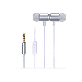 Fonestar X4-G auriculares in ear con micrófono.