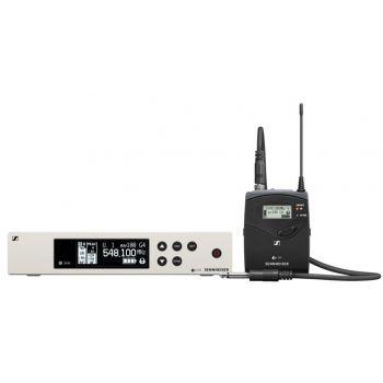 Sennheiser EW 100 G4-CI1-RANGO G Sistema Inalámbrico para Instrumento