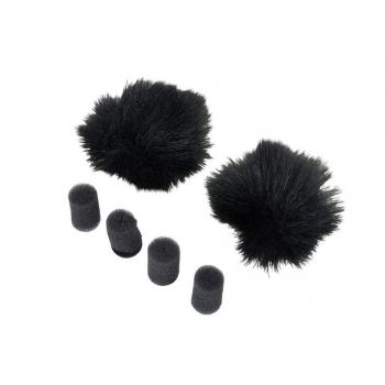 Rycote 065501 Wind Screen Mini Black Antivientos para Lavalier