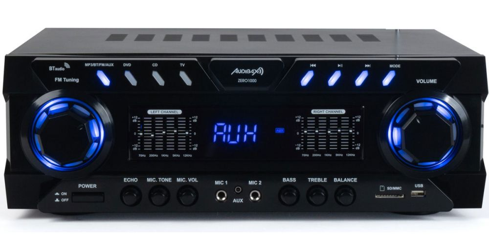 audibax zero 1000 amplificador hifi zero1000 amplificador 80watios