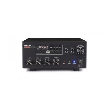 Fonestar MA-45RU Amplificador de Megafonía USB/SD/MP3/FM