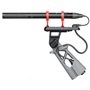 RODE NTG5KIT Micrófono de cañón corto para broadcast