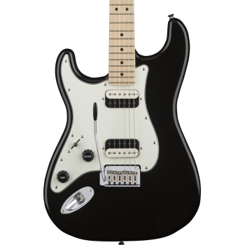 Fender Squier Contemporary Stratocaster MN HH Black Metallic LH