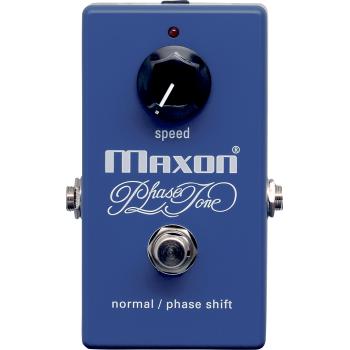 Maxon PT-999 Phase Tone Pedal Efectos Guitarra