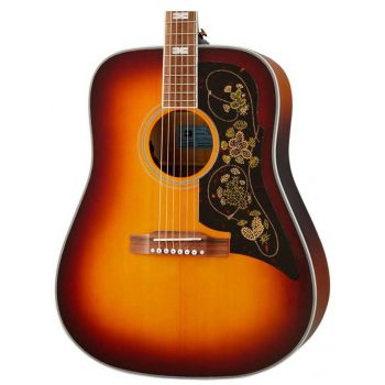 Epiphone Masterbilt Frontier Iced Tea Aged Gloss Guitarra Electro/acústica