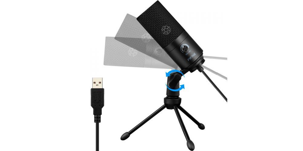 fifine k669b micro usb comprar