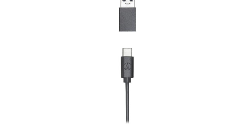 adaptador AUDIO TECHNICA ATR2x USB comprar
