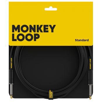 Monkey Loop Standard Cable Jack Mono - Jack Mono 3 Metros