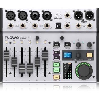 BEHRINGER Flow 8 Mezclador Digital 8 Canales
