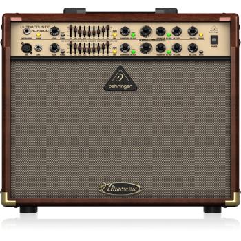 BEHRINGER ACX1800 Amplificador Guitarra Acustica Behringer ACX-1800