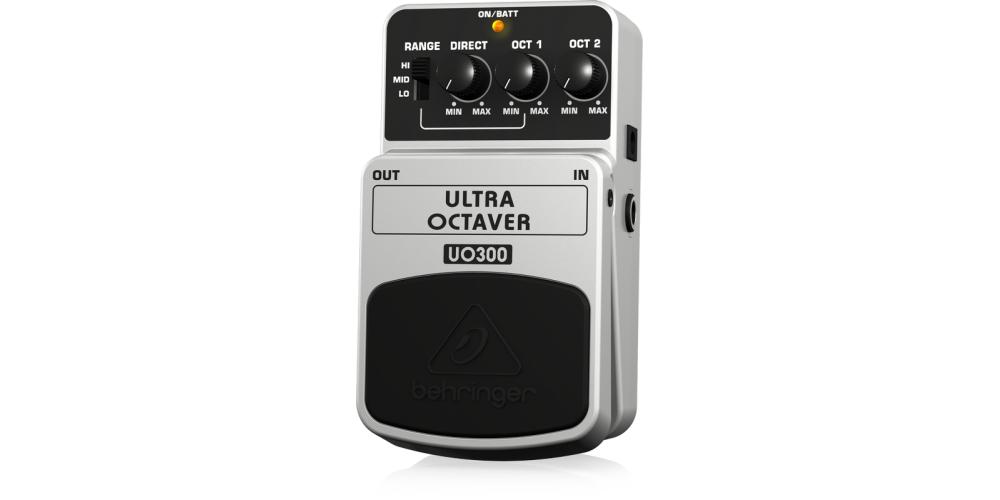behringer uo300 pedal ultra octover