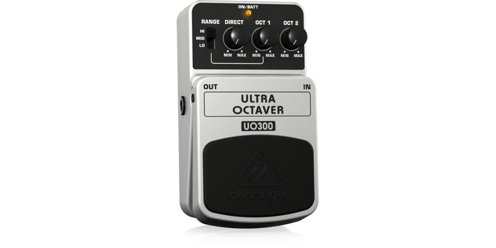 behringer uo300 pedal