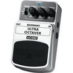 BEHRINGER UO300 Pedal  Guitarra Efecto Ultra Octover