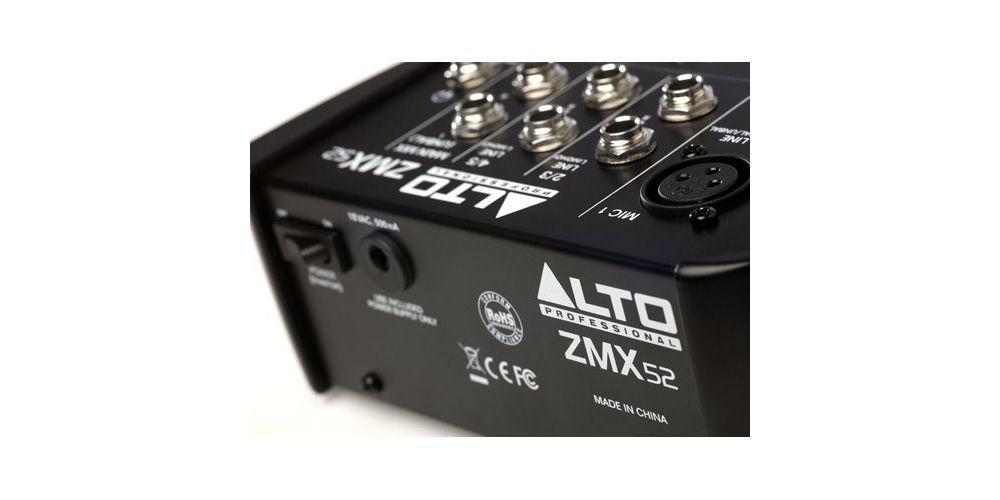 ALTO PROFESSIONAL ZMX52 DETAILS