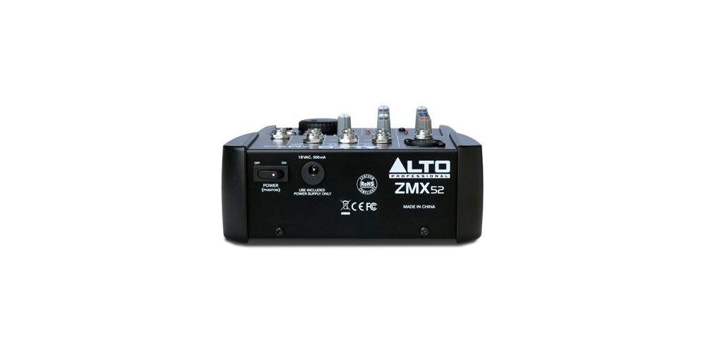 ALTO PROFESSIONAL ZMX52 MEZLCADOR