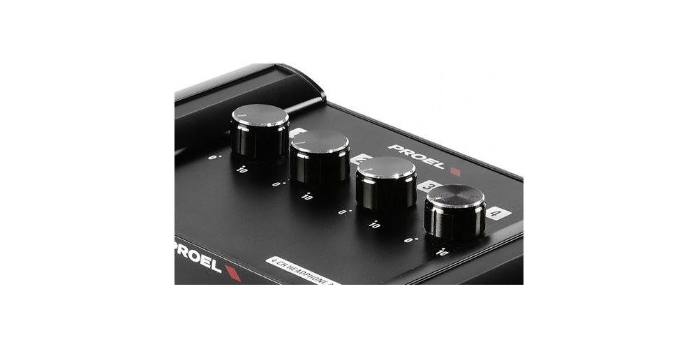 PROEL HP AMP104 Amplificador de Auriculares