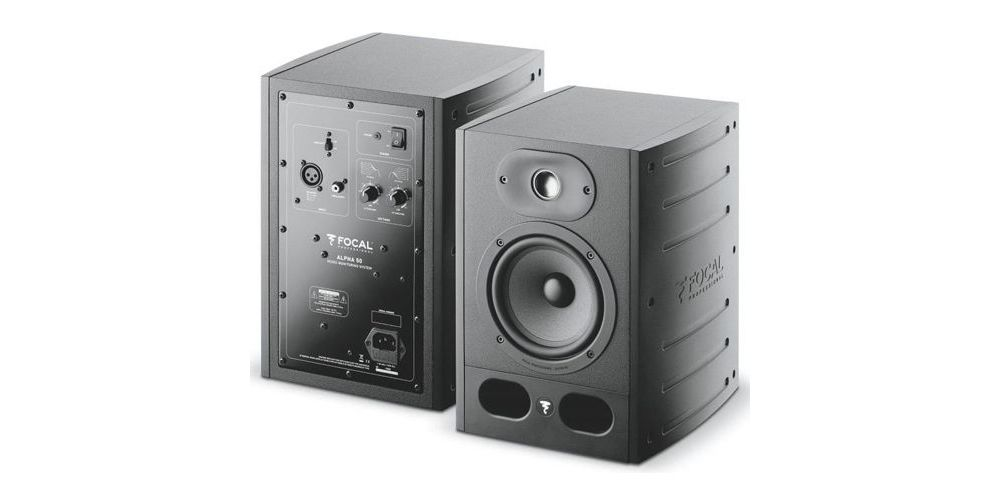 Focal alpha 50 monitor estudio 35w