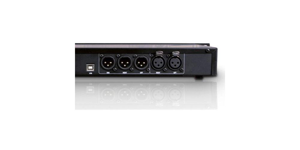 LDDS21 LD SYSTEMS CONTROLADOR BACK