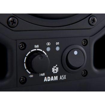ADAM A5X Monitor de Estudio Amplificado Unidad