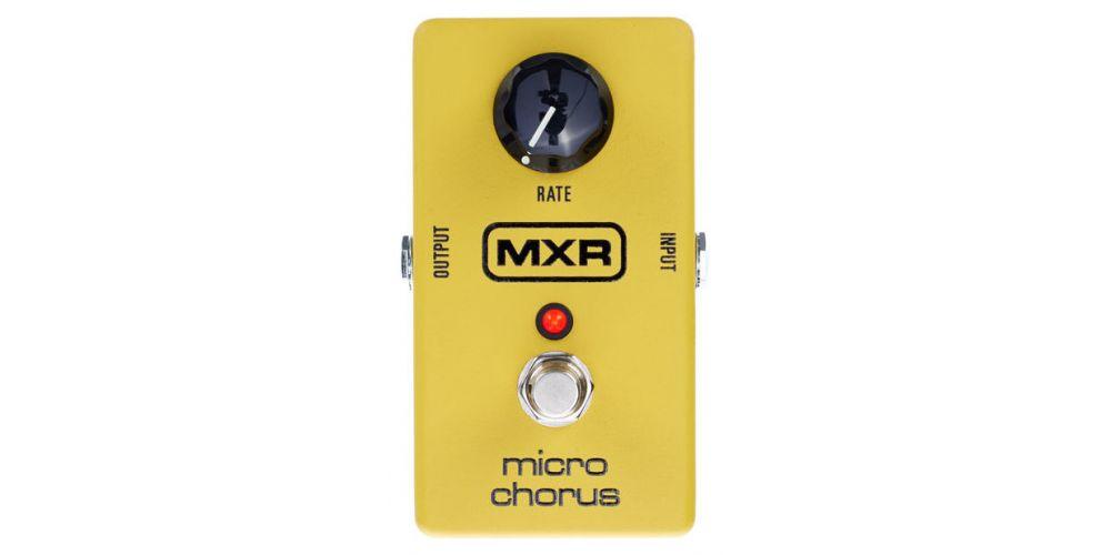 dunlop mxr m148 micro chorus front