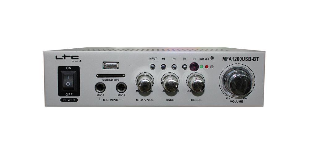 amplificaror MFA1200USB BT SI