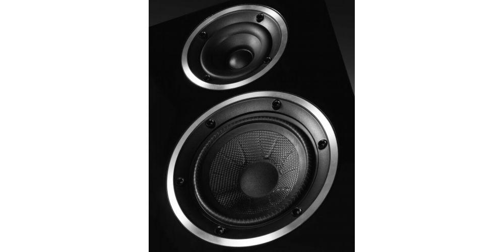 whaferdale 210 bk altavoz 2 vias sonido ingles